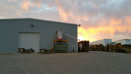 Pallet Plant in Chaparral, New Mexico