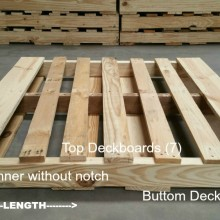 Build a pallet to specifications